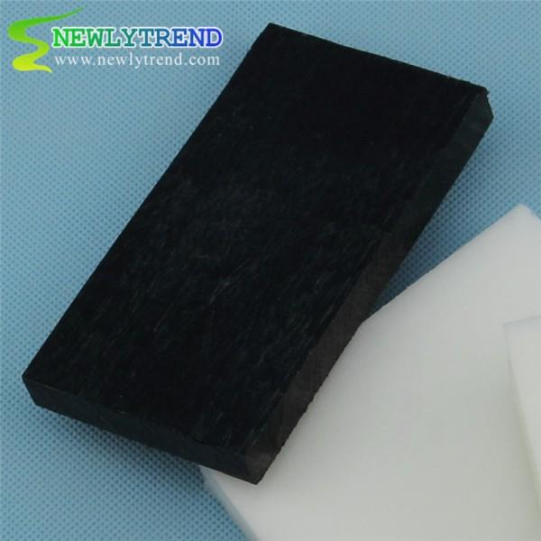 Black Delrin Sheet