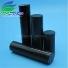 Black POM delrin rod