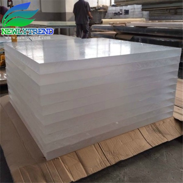 20 300mm Thick Cast Acrylic Pmma Sheet