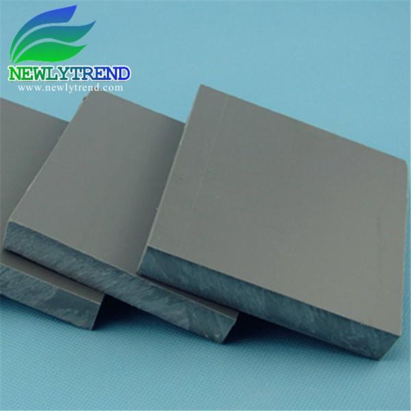 High Quality Grey Pvc Sheet