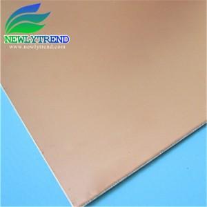 Double sides FR4 Copper Clad Laminate