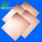 High performance aluminum copper clad laminate