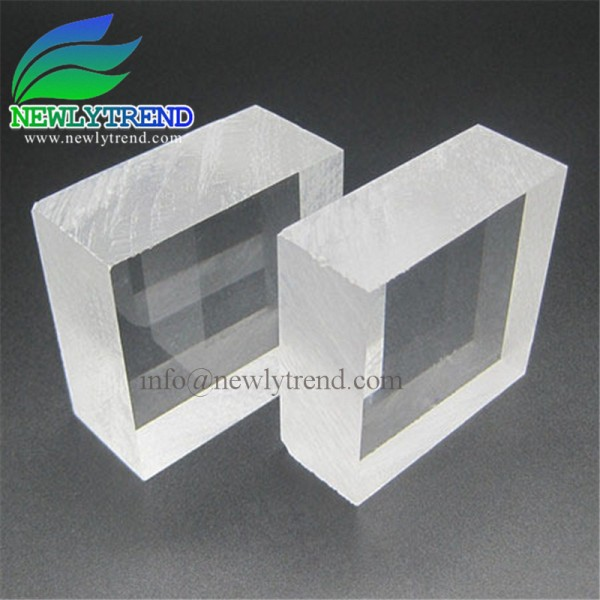 China Cast Acrylic Blocks Manufacturer